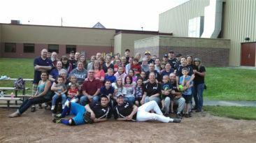 2014 Softball