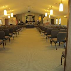 Church Renovations 2014